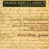 Guitar Masterpieces: (2cds) Four Centuries of Spanish Guitar + Virtuoso Guitar Concertos