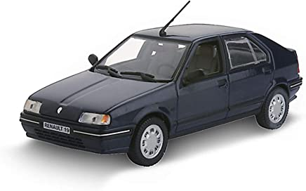 Renault Norev 19 Modelo 5 Puertas 1988 – Azul Oscuro – 1/43