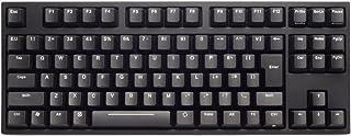 ARCHISS ProgresTouch TKL ワイヤーキープラー付 日本語91 二色成形 PS/2&USB CHERRY赤軸 テンキーレスメカニカルキーボード AS-KBPD91/LRBKNWP