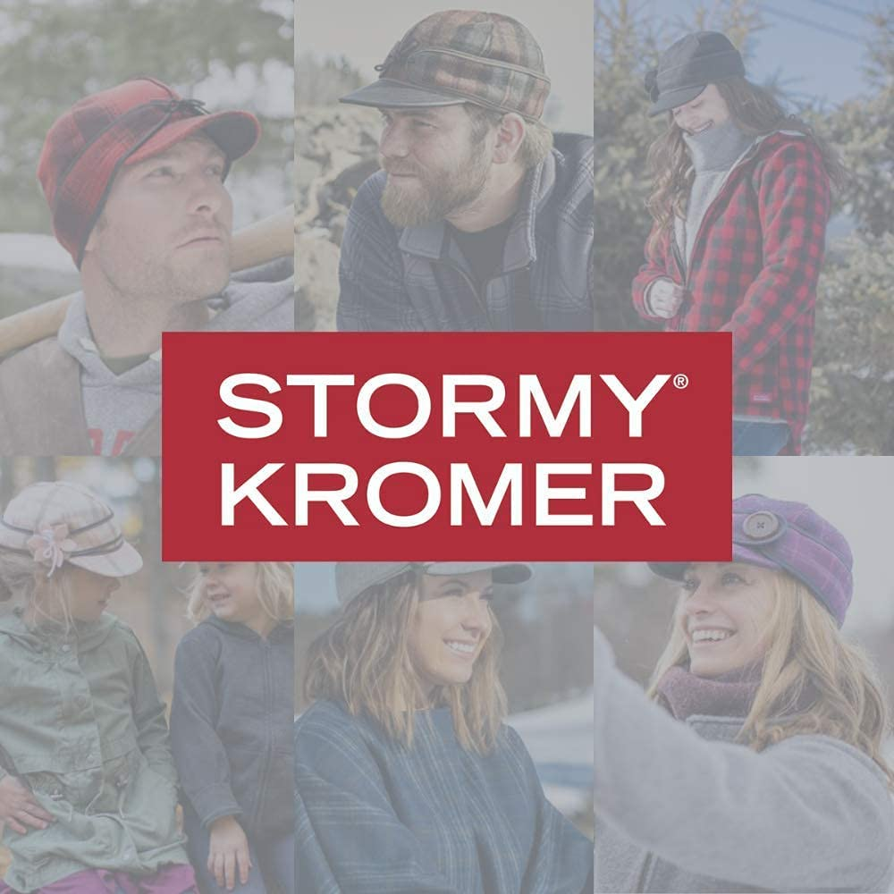 Stormy Kromer Tough Mitts - Wool Winter Gloves