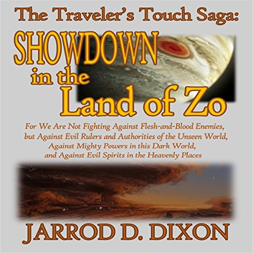 The Traveler's Touch: Showdown in the Land of Zo  By  cover art