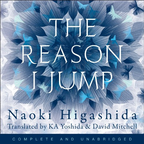 The Reason I Jump audiobook cover art