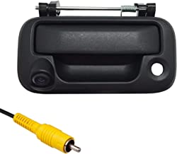 Master Tailgaters Replacement for Ford 2005-2014 F150 F250 F350 F450 F550 Tailgate Backup Reverse Handle with Camera (Black)