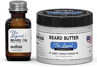 Beard Oil and Beard Butter Kit - The Legend