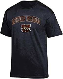 Elite Fan Shop NCAA Men's T Shirt Black Arch