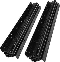 2 STKS lade dia's, zware metalen kogellagers, drie-sectie volledige uitbreiding Push-Pull dia's, underpin installatie van ...