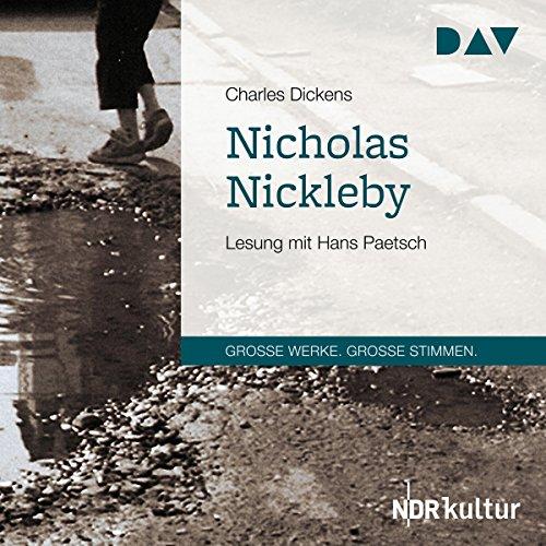 Nicholas Nickleby Titelbild