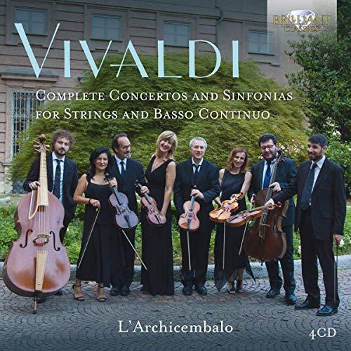 Concerti E Sinfonie Per Archi E Basso Continuo (Integrale)
