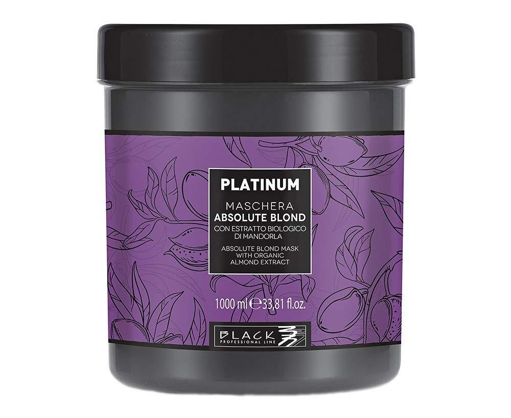 Black Professional Line Max 64% OFF High order Platinum Absolute fl.o Blond Mask 33.81