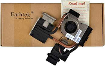Eathtek Replacement CPU Fan with Heatsink for HP Pavilion DV6-6000 DV7-6000 Series, Compatible Part Number 650797-001 641477-001 665309-001 (Notes: Fit for Intel Processor only)