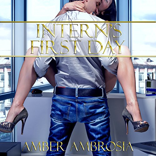 Intern's First Day audiobook cover art