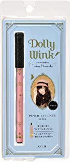 DOLLY WINK Pencil Eyeliner, Black