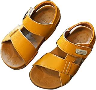 Sandals for Toddlers Baby Boys Girls Anti-Slip Summer Shoes with Soft Sole