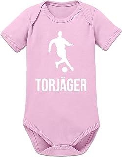 Shirtcity Torjäger Baby Strampler by