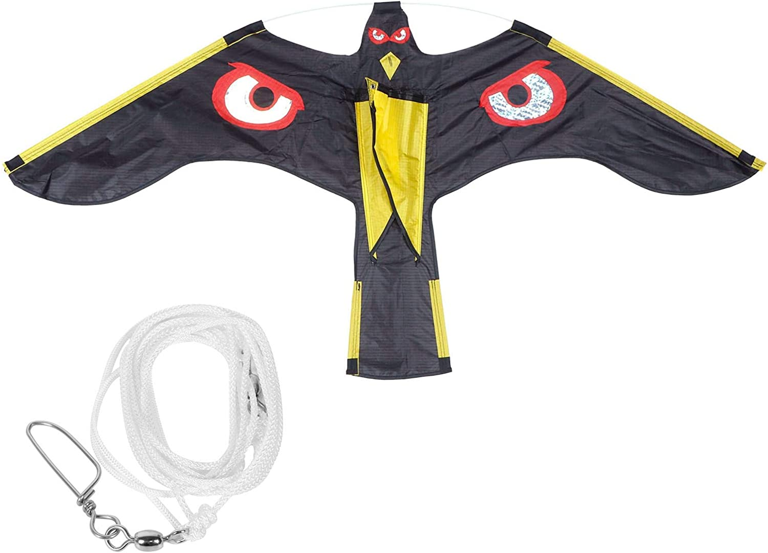 Haowecib Cash special price Bird Scarer Repeller Kite Farm for Mail order cheap Crops Protect