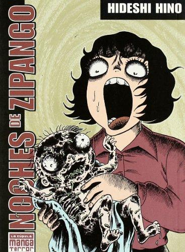 Noches de zipango (Manga - Cupula)