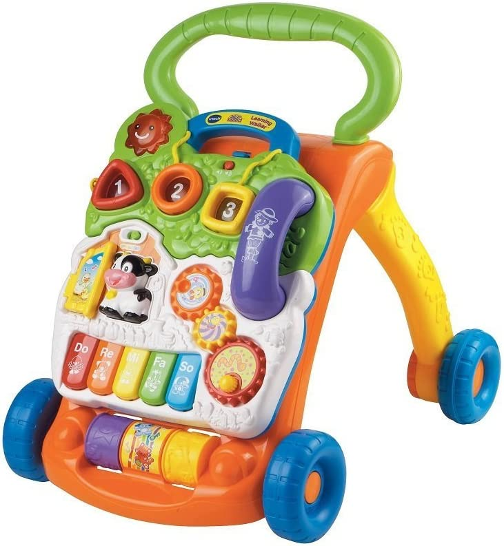 VTech Sit-to-Stand Learning Walker Free Frustration Packaging A surprise price SEAL limited product is realized