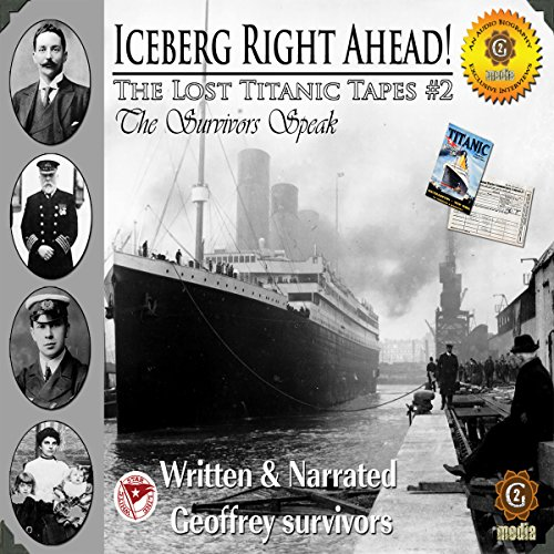 The Lost Titanic Tapes, Part 2 audiobook cover art