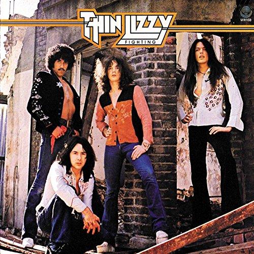 Thin Lizzy: Fighting (Audio CD)