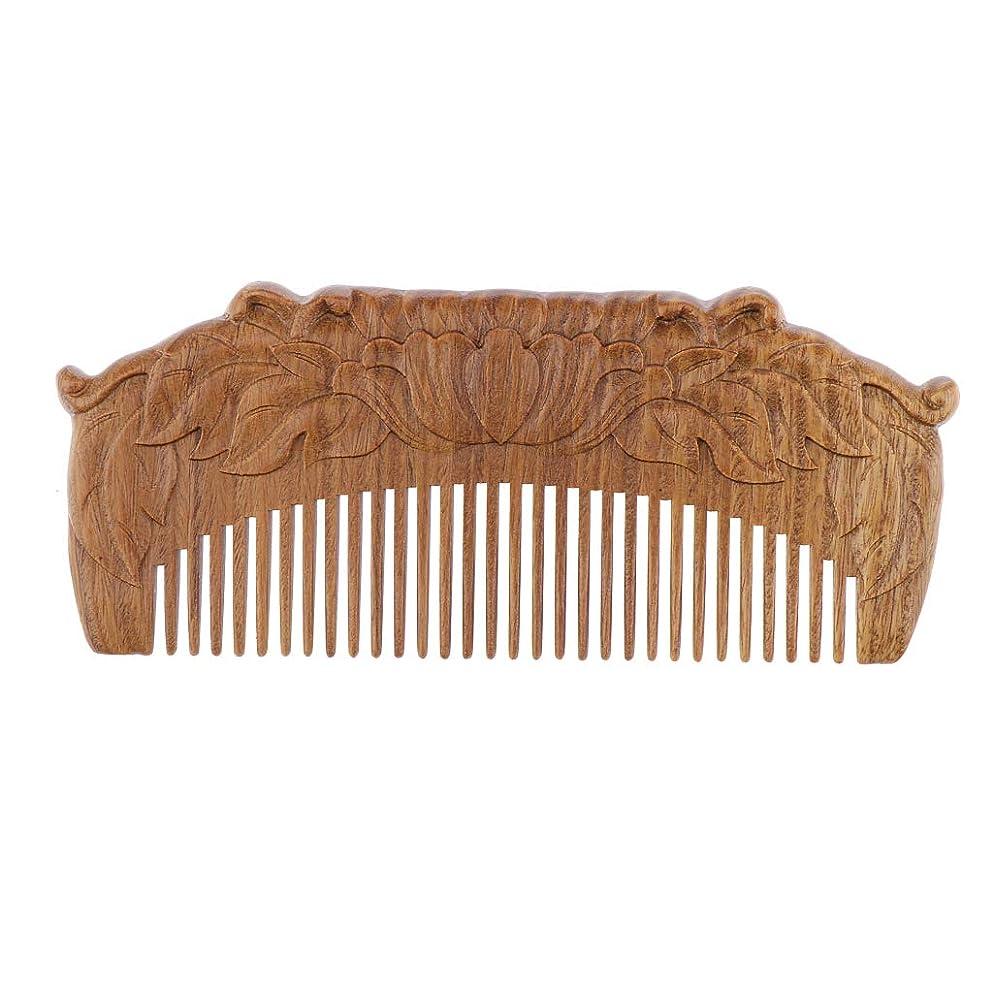 帆製作アクセスB Blesiya 木製櫛 ヘアコーム ヘアブラシ 天然木 手作り プレゼント