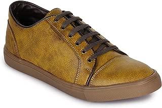 Bruno Manetti Men Faux Leather Casual Shoe