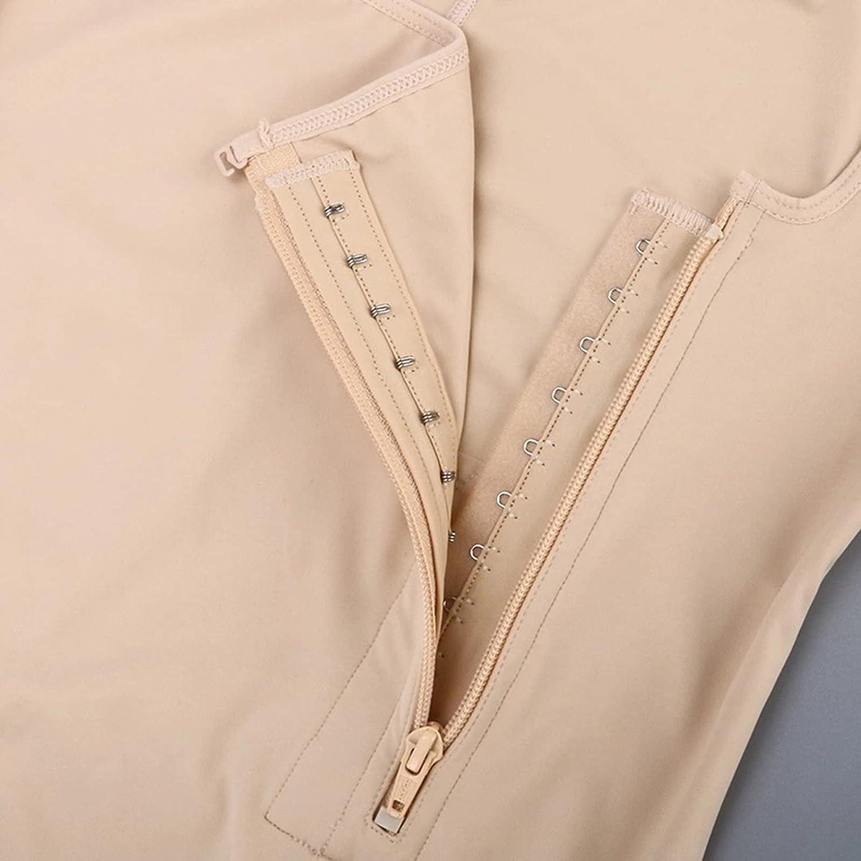 Full Body Shapewear for Women Tummy Control, Women's Breasted Sexy Waist Trainer Lace Stitching Body Shaper Bodysuit