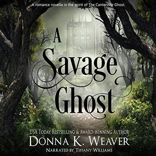 A Savage Ghost cover art