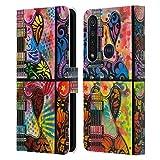 Head Case Designs sous Licence Officielle Dean Russo Lucille 4X Musique Coque en Cuir à...