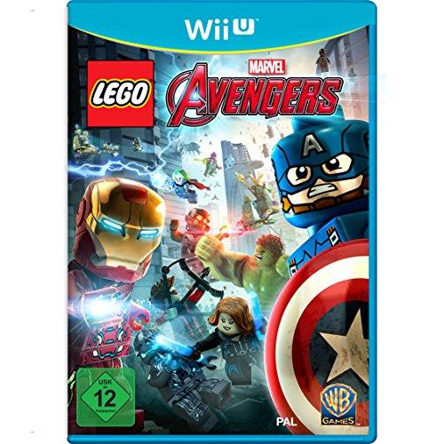 Lego Marvel Avengers - [Wii U] [Importación Alemana]