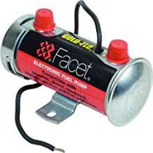 Facet New Cylindrical Solid State Fuel Pump 12V, 6.5-8Psi, 24