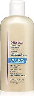 Ducray Densiage Redensifying Shampoo, Enhance Strength & Density, Brittle Aging Hair, 6.7 oz.