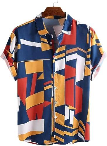 Men s Cotton Printed Casual wear Shirt Phoz D JSN BKT001 5347