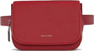 Matt & Nat Park Dwell Belt Bag, Red, One Size