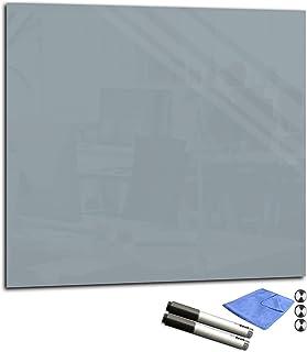 Concept Crystal Pizarra magnética de Cristal – Pizarra de Cristal de borrado en seco
