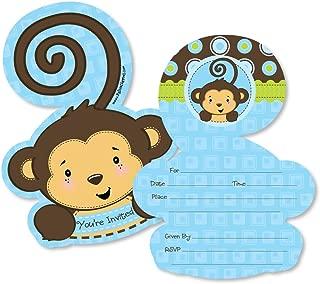 Best monkey birthday invitations Reviews