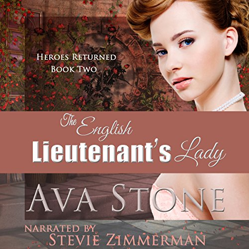 The English Lieutenant's Lady audiobook cover art