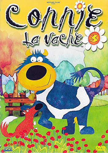 Connie la vache - Vol. 3 [Francia] [DVD]