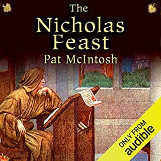 The Nicholas Feast     Gil Cunningham Mysteries              By:                                                                                                                                 Pat McIntosh                               Narrated by:                                                                                                                                 Andrew Watson                      Length: 8 hrs and 18 mins     29 ratings     Overall 4.4