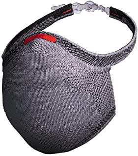 Máscara Esportiva Knit, Fiber