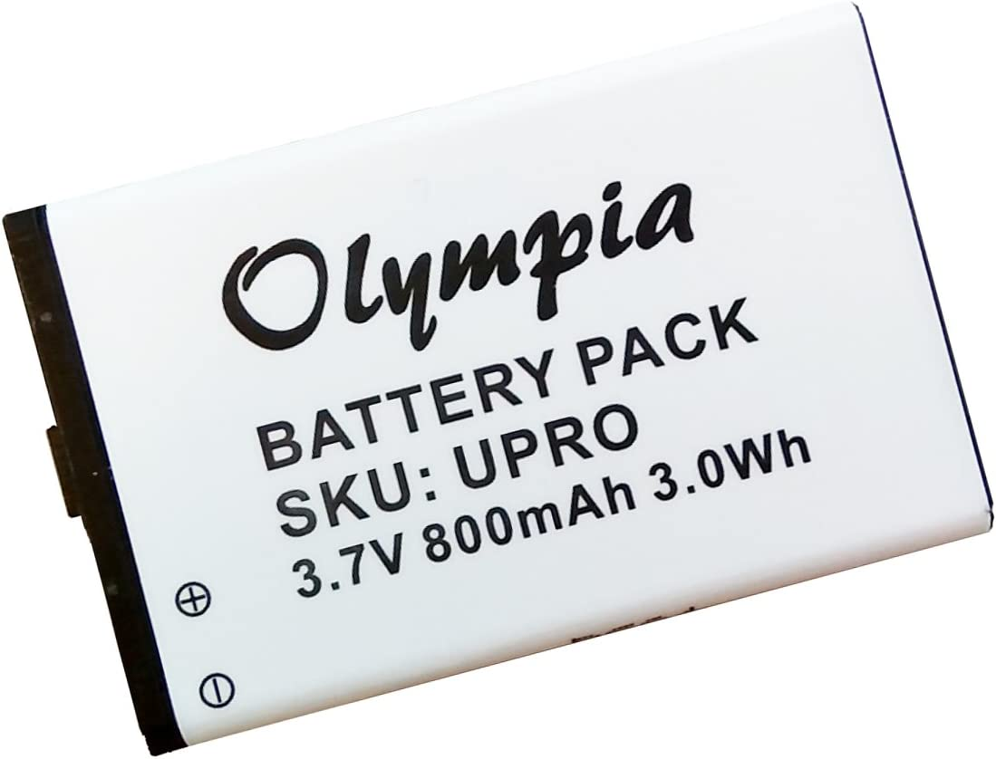 Replacement New color Callaway uPro El Paso Mall Battery Cal for Rechargeable -
