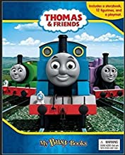 My Busy Books: Thomas & Friends with Figurines & Playmat