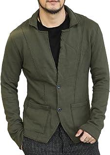 [ミックスリミテッド] ジャケット メンズ アウター テーラードジャケット スウェット スーツ カジュアル