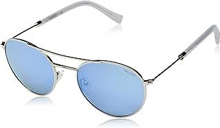 Men's N4633sp Round Sunglasses