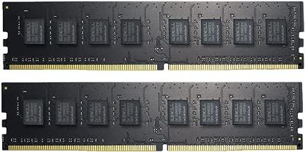 G.SKILL 16GB (2 x 8GB) NT Series DDR4 PC4-19200 2400MHz Intel Z170 Platform / Intel X99 Platform 288-Pin Desktop Memory Model F4-2400C15D-16GNT
