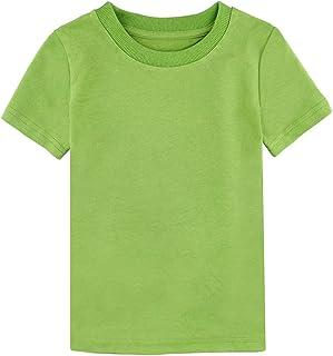 COSLAND Heavyweight Short Sleeves T-Shirt