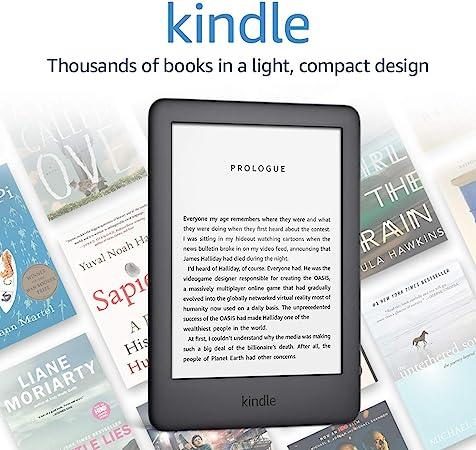 Cómo funciona el Kindle de Amazon