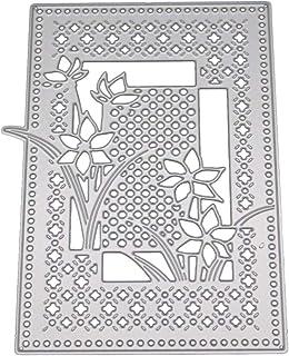 Windy5 Coupe de la Branche Fleurs Dies Stencil Scrapbooking Embosser Album Artisanat en Acier au Carbone Outil Bricolage