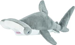 "Wild Republic Hammerhead Shark, Stuffed Animal, Plush Toy, Gifts for Kids, Cuddlekins, 20"""
