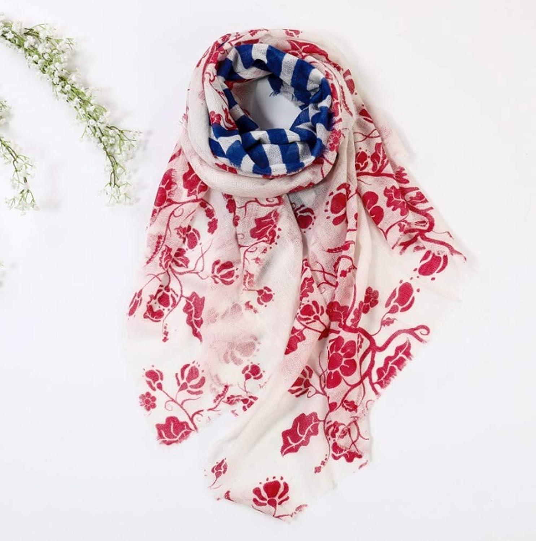 Women's Fashion Cashmere UltraThin Super Soft Warm Long Scarf Scarf Shawl wrap,A