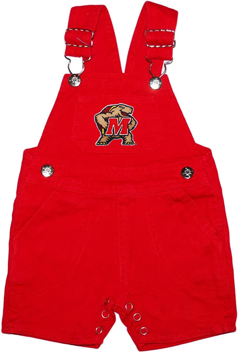 Creative Knitwear University of Maryland Toddler Cheap mail order shopping Short and Baby Max 50% OFF